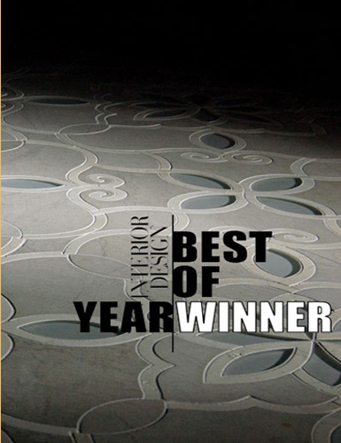 Artistic Tile 39 S Granada Wins 2011 Best Of Year Awards News Infurma Online Magazine Of The