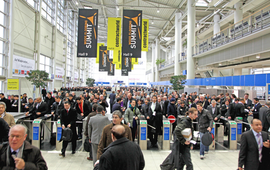 An Outstandingly Successful Domotex Hannover 2012 Drew To