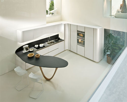 "Snaidero wins the ""Good Design Award"" with its OLA 20 kitchen ..."