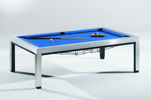 Bring your creativity to life with chevillote create your for Pool table design your own