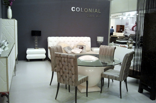 Attractive The Furniture Of Colonial Club Dazzles In Moscow At I Saloni Worldwide Show