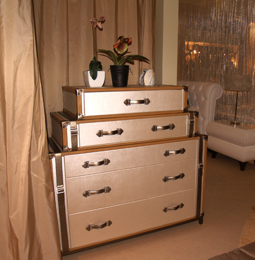 Great success of colonial club at feria habitat valencia 2012 - Muebles vintage valencia ...