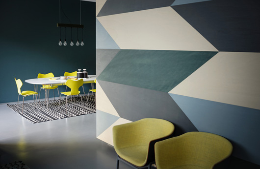 Fritz hansen shows the nordic design in its new flagship for Design nordico on line
