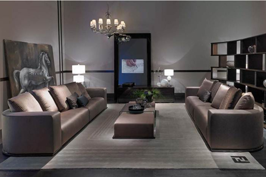 Luxury Living Presents The New Collections Of Fendi Casa