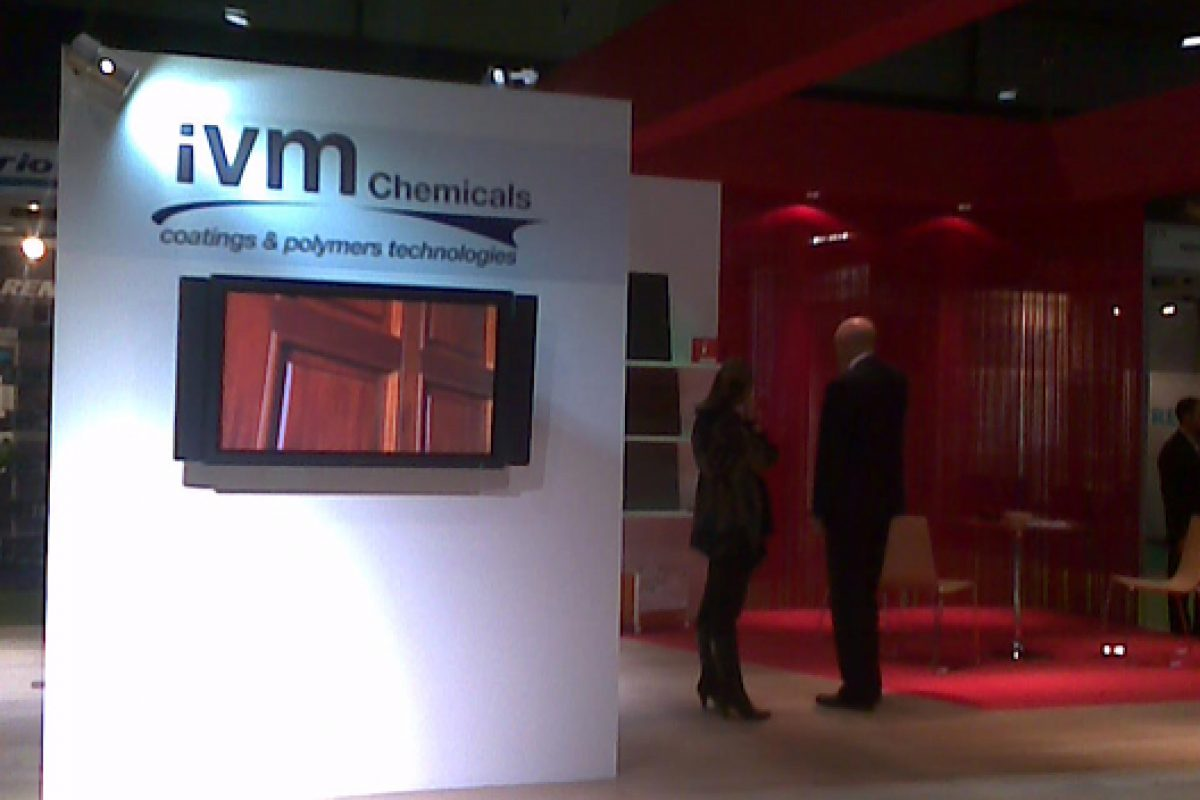 Industrias Químicas IVM involved in the III International Simposium Furniture Finishing