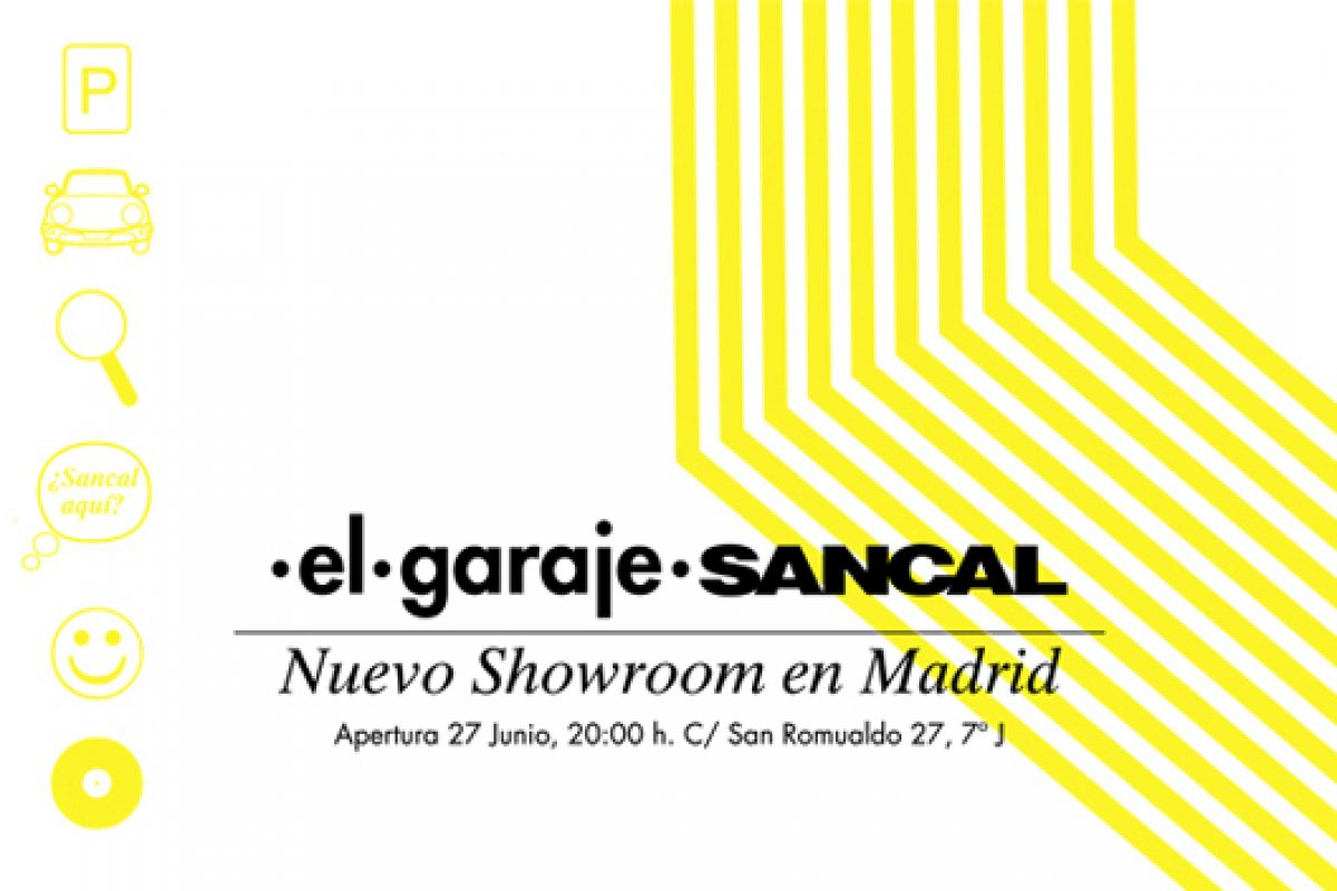 Sancal opens new showroom in Madrid
