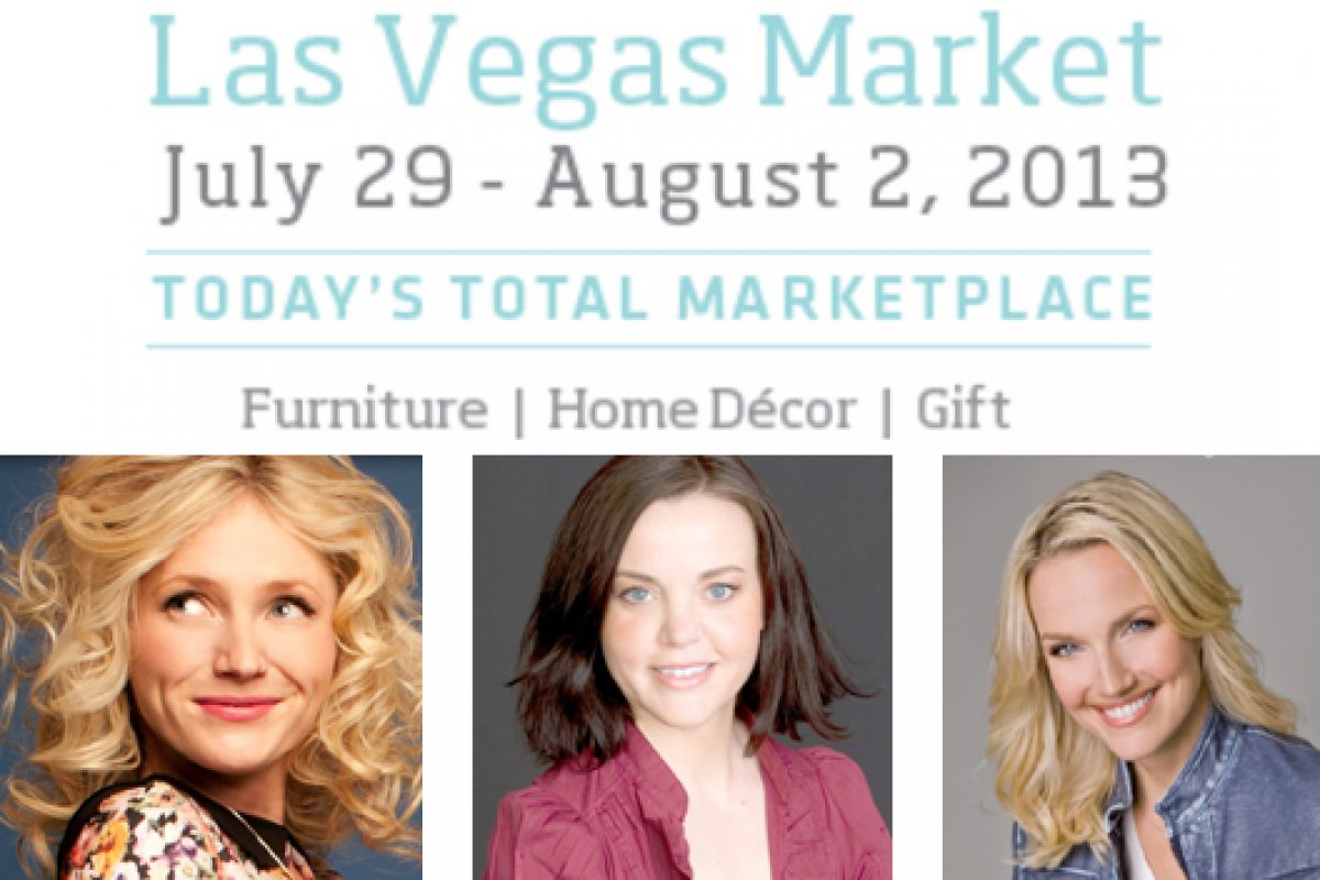 """Crowd Favorite """"FIRST LOOK"""" Takes a Coveted Second Spot on Las Vegas Market's Summer Seminar Roster"""