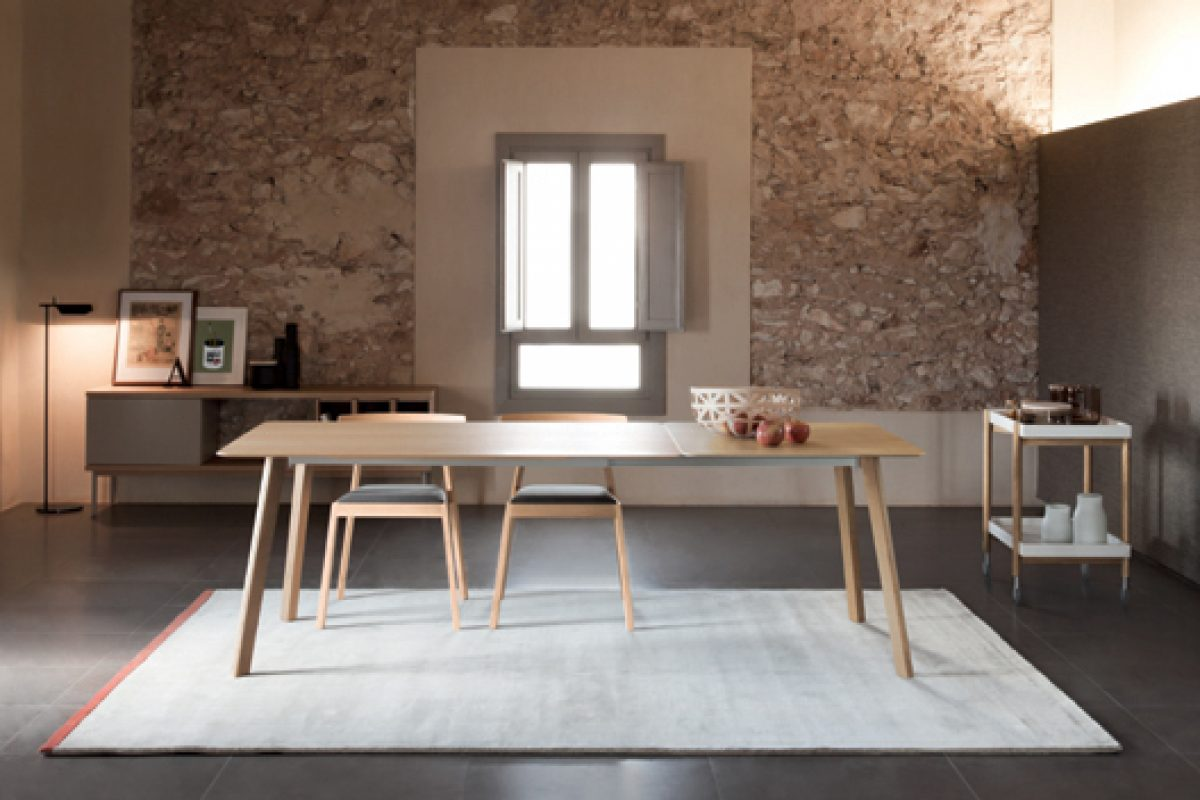 Punt presents the Transalpina table, by design studio CuldeSac