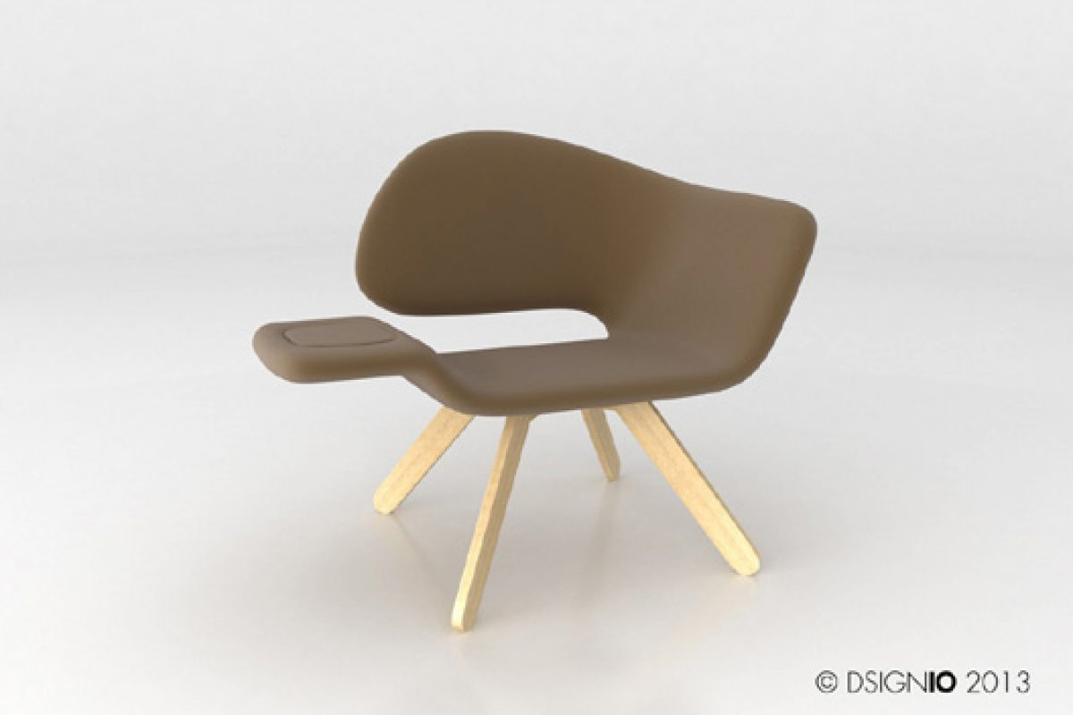 The Dsignio studio wins I Design Smoking Chair Contest, organized by Club Pasión Habanos