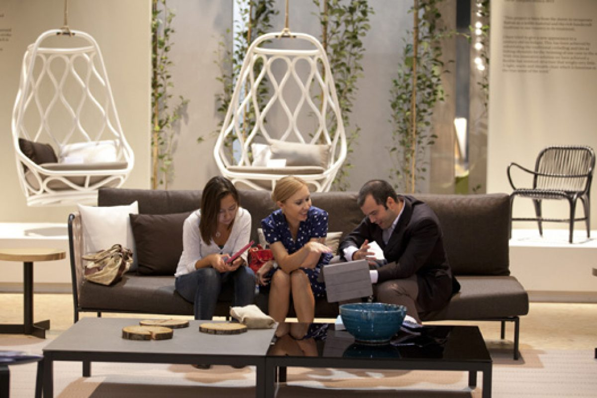 Feria Hábitat Valencia announces its exhibition areas for 2014: Design, Contemporary, Haute Decor, Home Textiles, Lighting and Kitchen