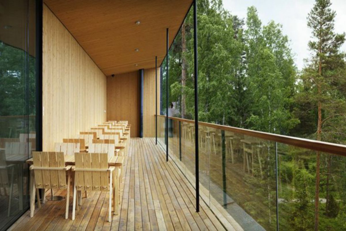 The Finnish Nature Centre Haltia has selected Nikari to furnish its facilities
