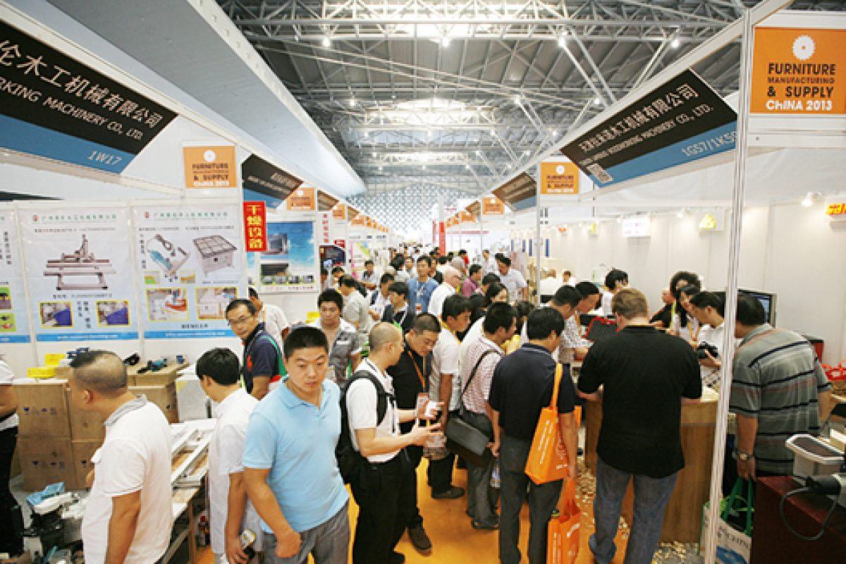 FMC China 2013 reached a new high!. 790 exhibitors and 33.834 trade buyers