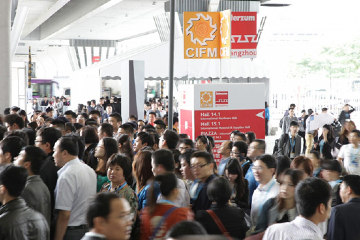 CIFM / Interzum Guangzhou, Asia's flagship furniture production, woodworking machinery event gearing up for next 10 years