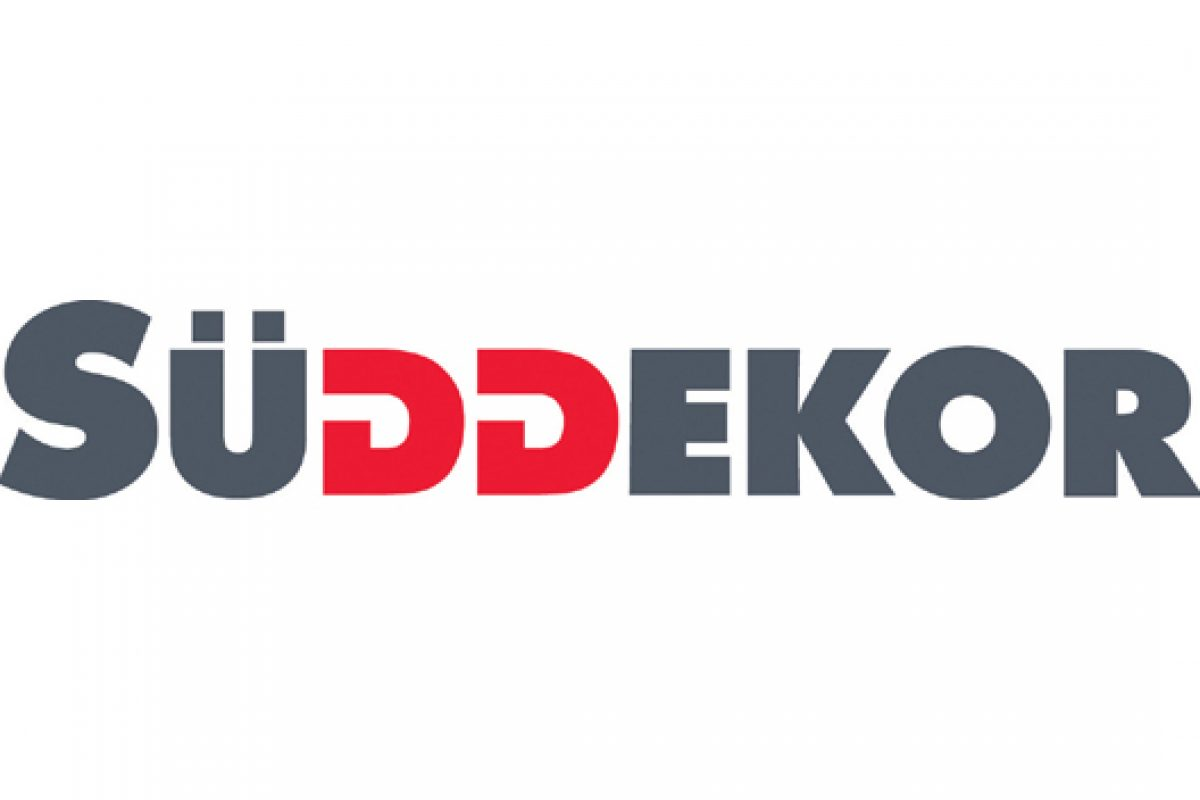 New owner for the SÜDDEKOR Group, German specialists in decorative surface finishings