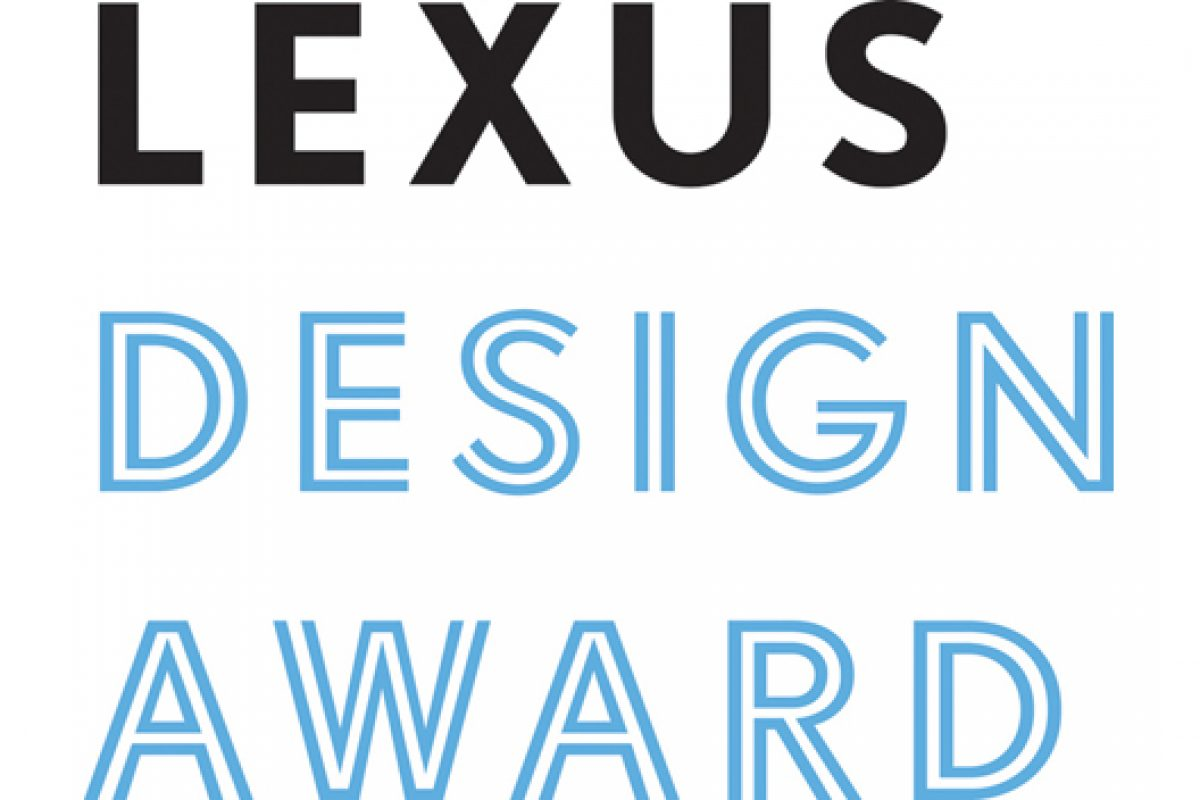 Strong interest for the Lexus Design Award 2014. 1.157 projects received