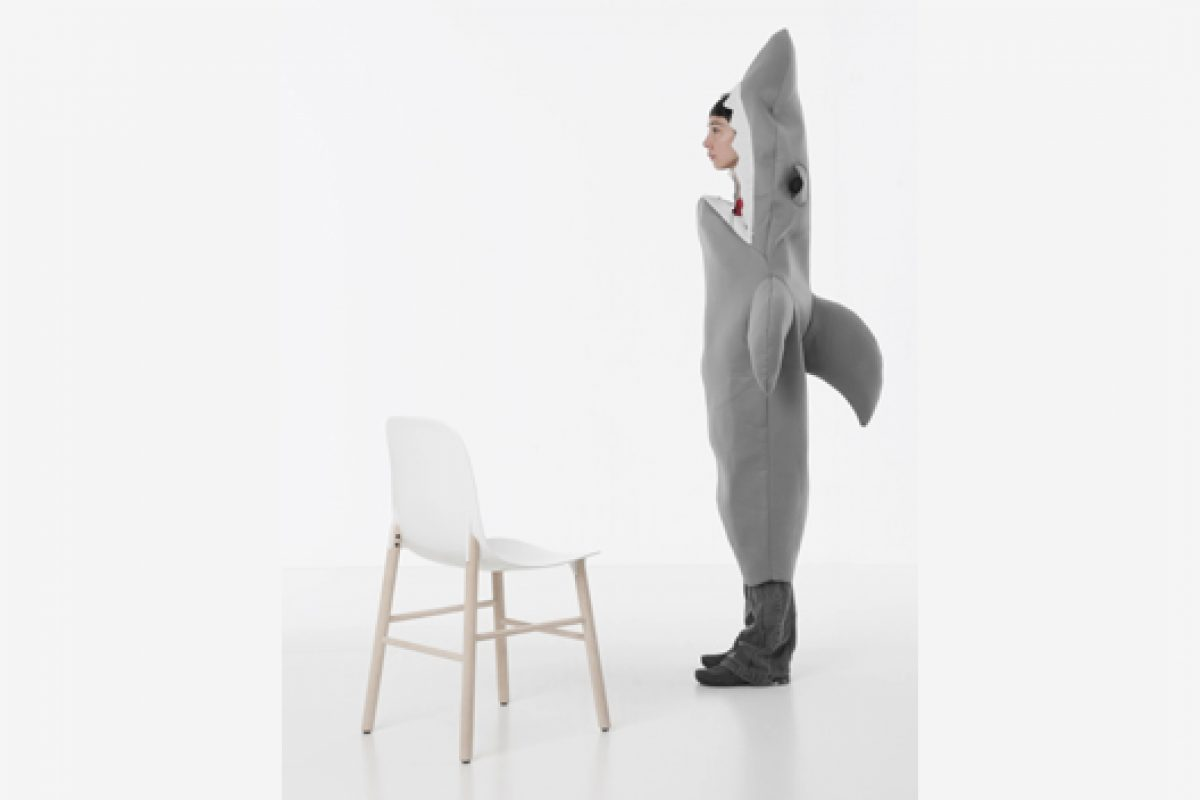 Kristalia presents the new chair Sharky designed by Neuland