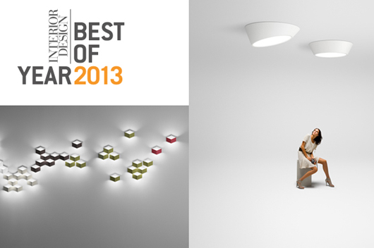 Plus And Fold Collections By Vibia Win Interior Design Magazine Best Of The Year 2013 News