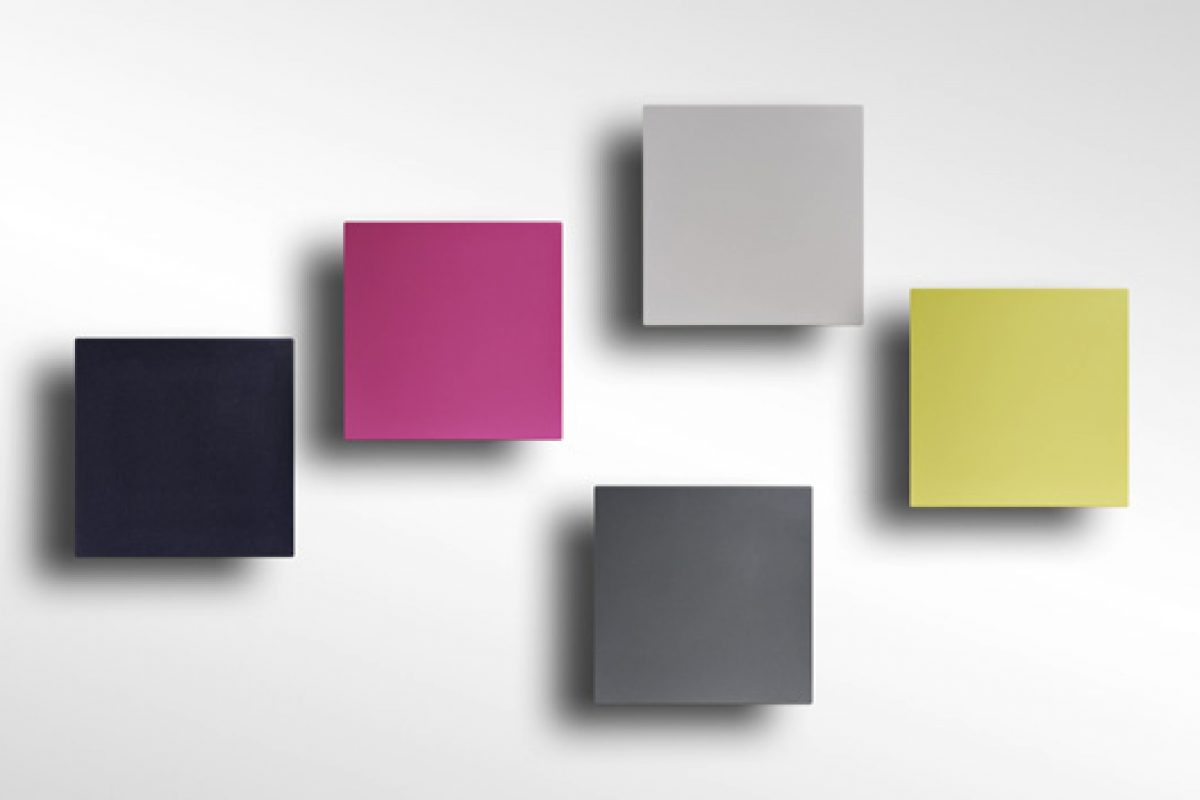 Karim Rashid designs with HI-MACS® the sparkling colours collection for 2014
