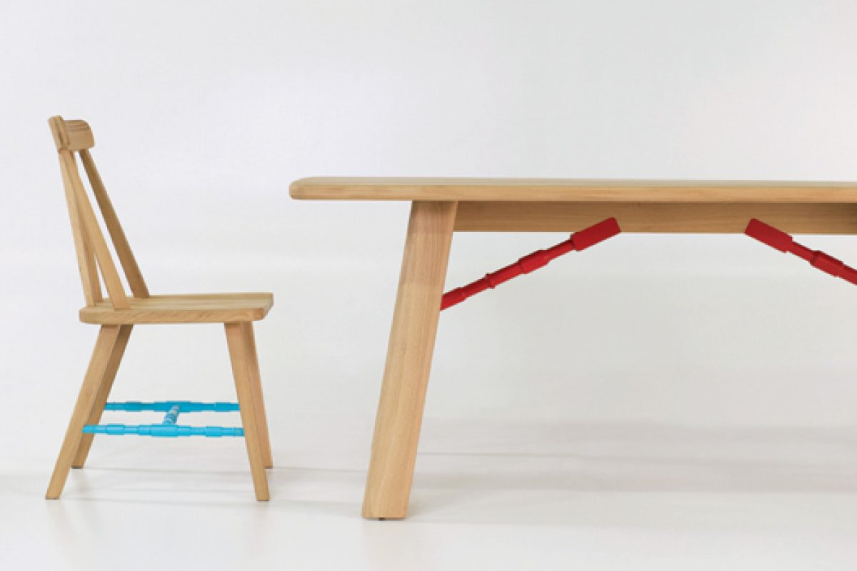 Dorobanti, the new Romanian brand of contemporary furniture designed by Leonhard Pfeifer, launched at imm cologne