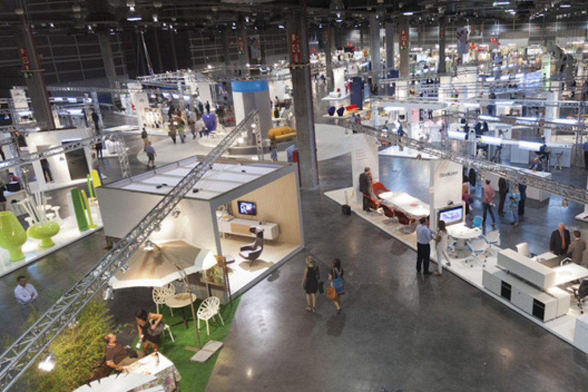 Feria Habitat Valencia presents over a hundred new collections from Tuesday