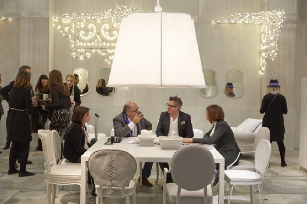 Maison&Objet Paris January 2014 welcomed renewed optimism