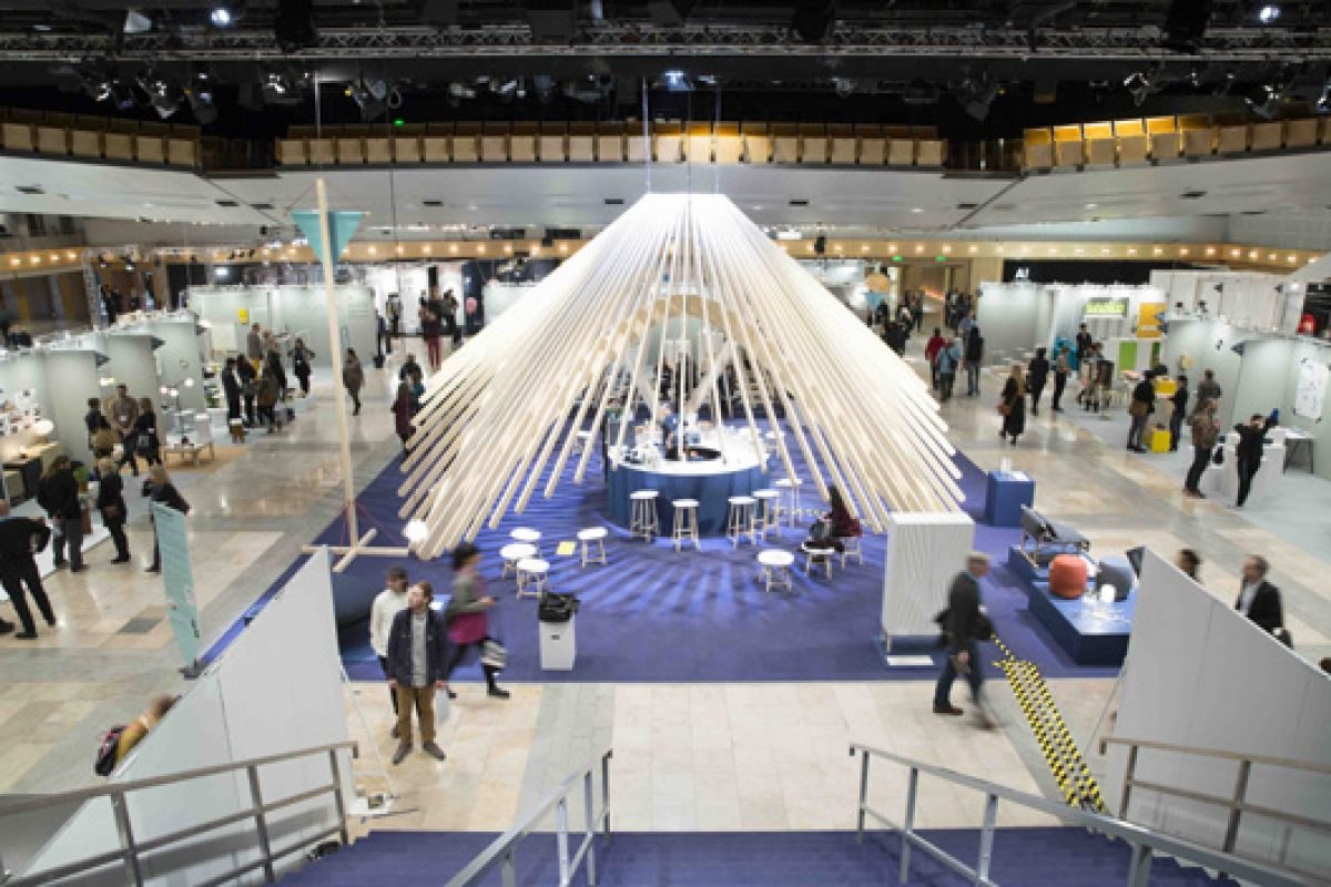 The world's foremost venue for Scandinavian design closes with over 35.000 visits