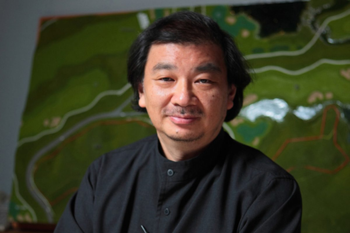 Shigeru Ban, the seventh Japanese architect to win the Pritzker Architecture Prize