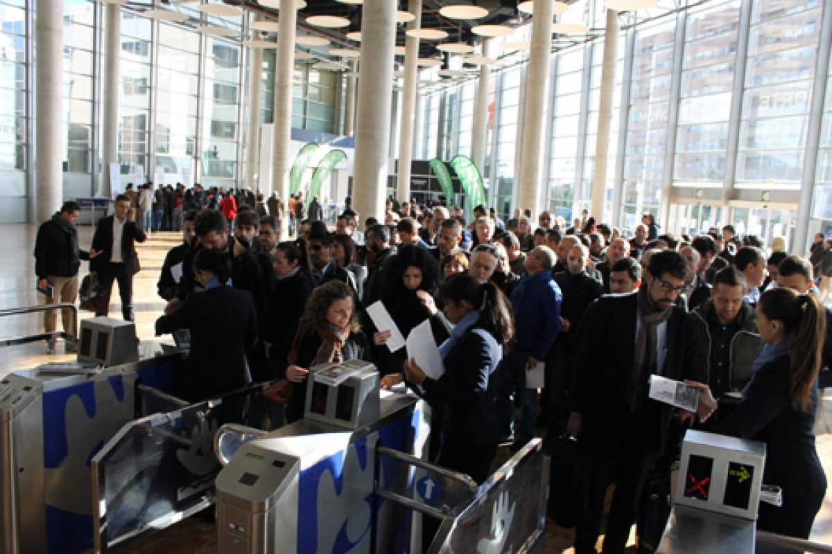 """The holding of """"See You in Valencia"""" improved business opportunities by 90,54% and received 119.853 visitors"""