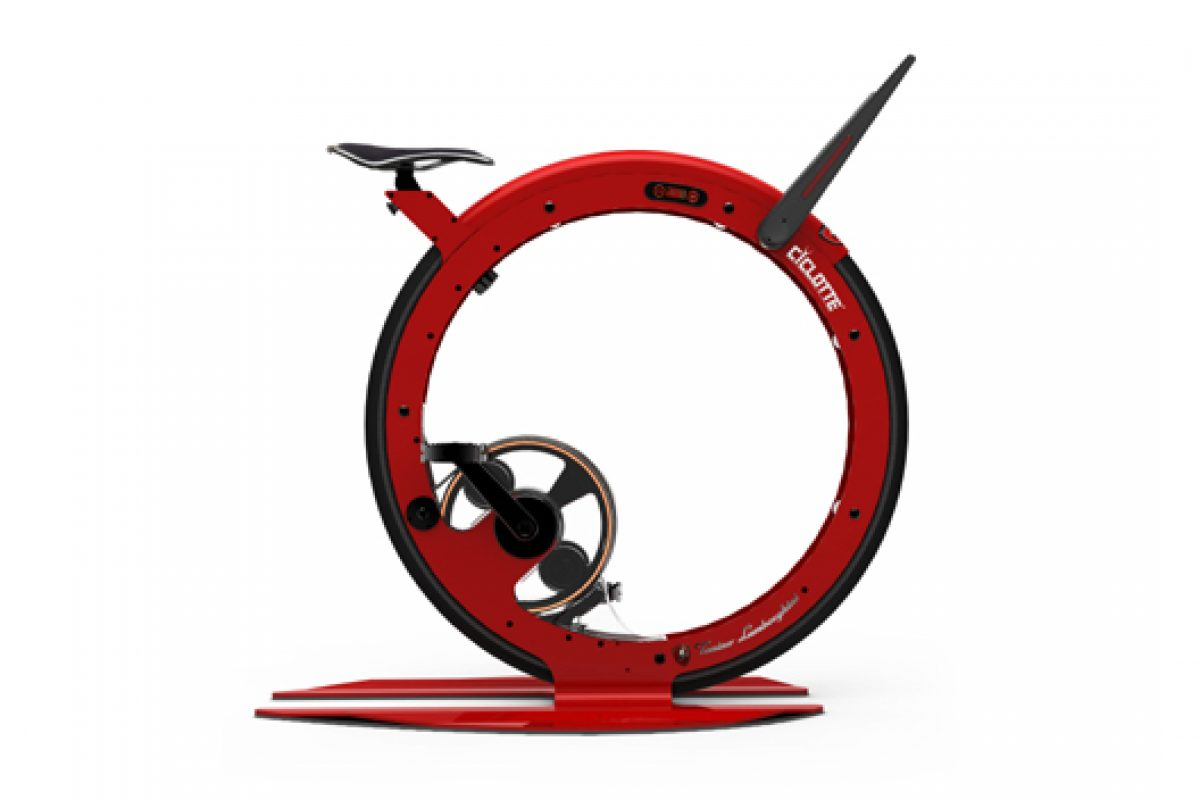 Ciclotte Tonino Lamborghini and Ciclotte Swarovski, the new special editions of the renowned exercise bike