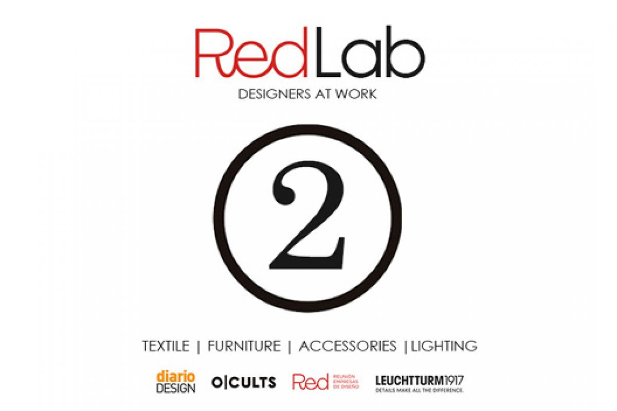 Call for entries for the second edition of RedLab, the promotional platform for design studios