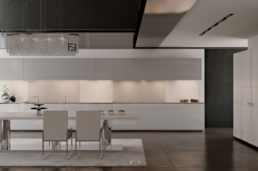 New Luxury Kitchens By Fendi Casa Ambiente Cucina