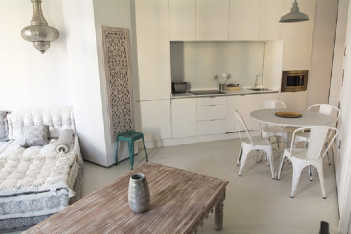 El 16 Ruzafa apartments. Design and comfort in the most trendy neighborhood of Valencia