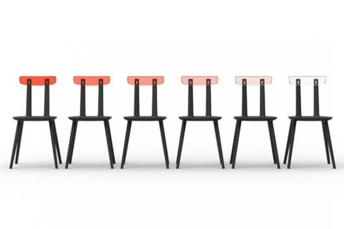 Tabu Chair designed by Eugeni Quitllet for Alias