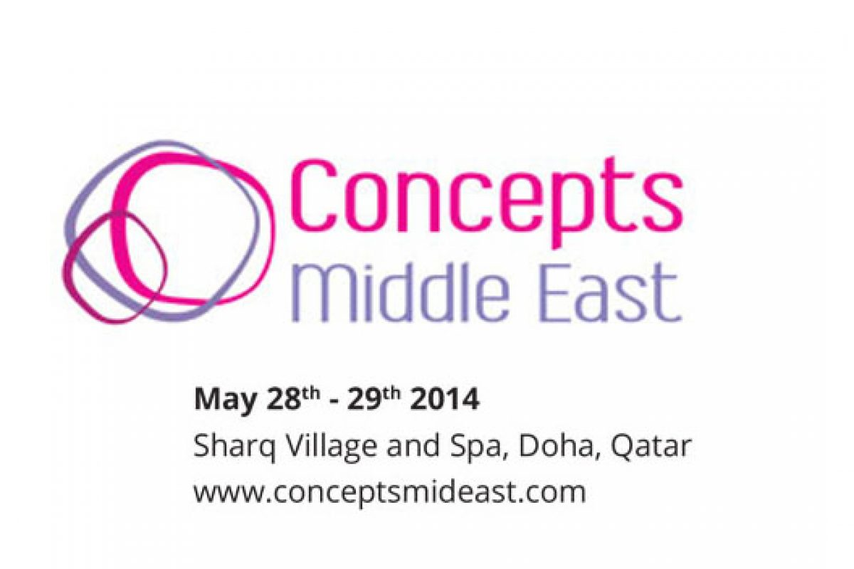Experts behind Qatar's Mega Projects to discuss 'sustainability' at the 5th Annual Concepts Middle East