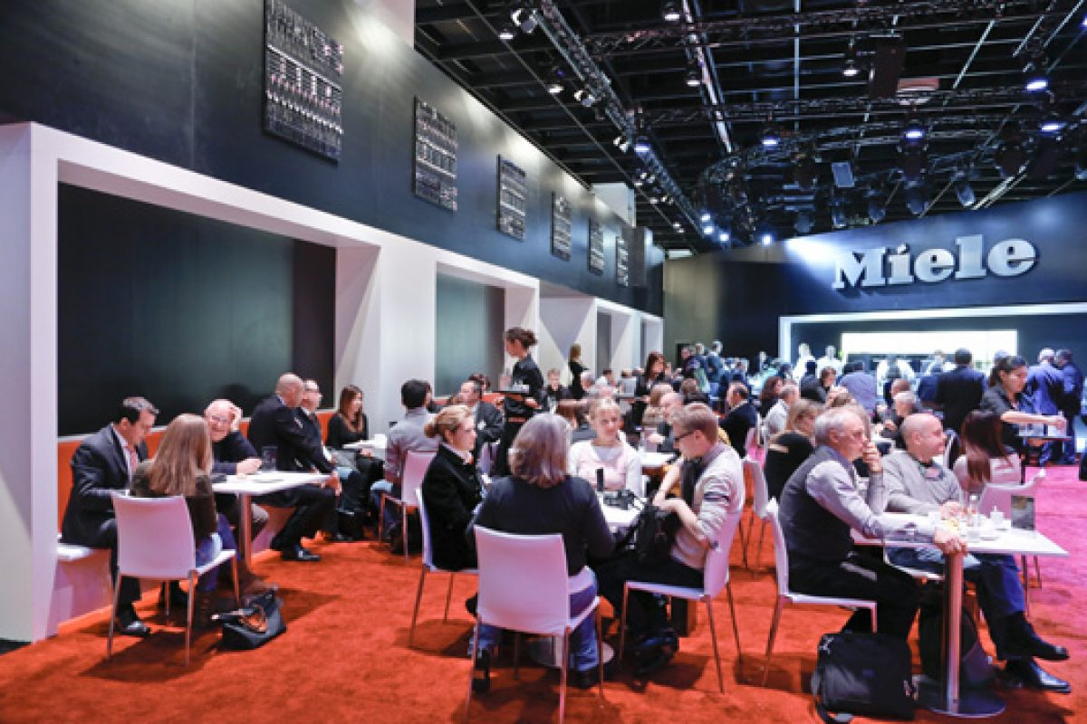 Excellent start for LivingKitchen 2015, with more than 130 registrations already received and further internationalisation