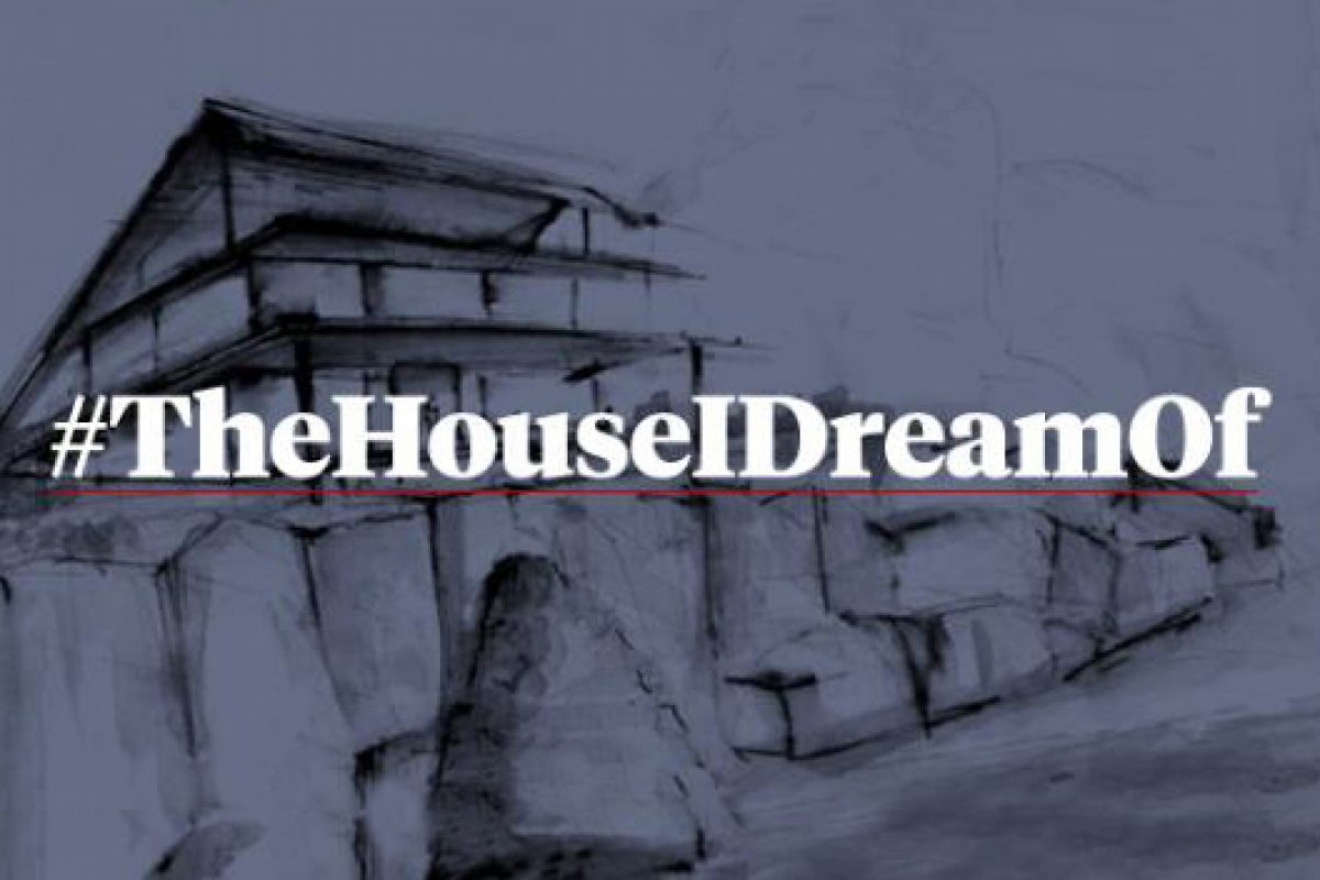 """The House I Dream Of"", an international initiative by the ESARQ-UIC targeted to future Architects"