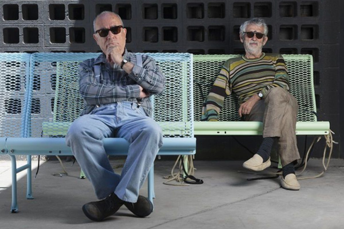 40 year anniversary for the Catalano bench designed by Lluís Clotet and Oscar Tusquets