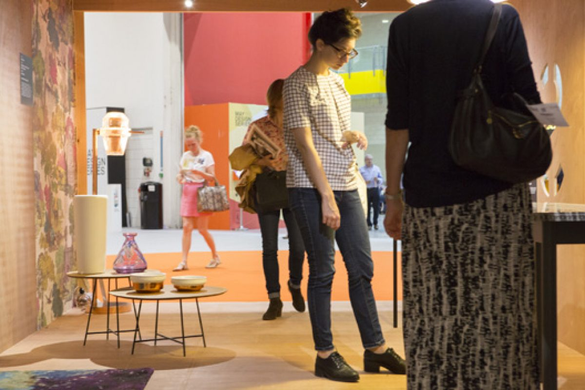 The London event for furniture and decor, May Design Series 2014, makes its mark