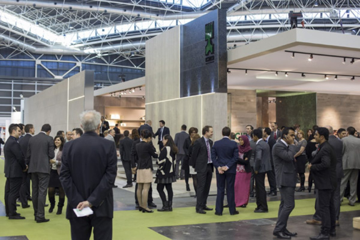 Cevisama already occupied over 80% of exhibition space for 2015