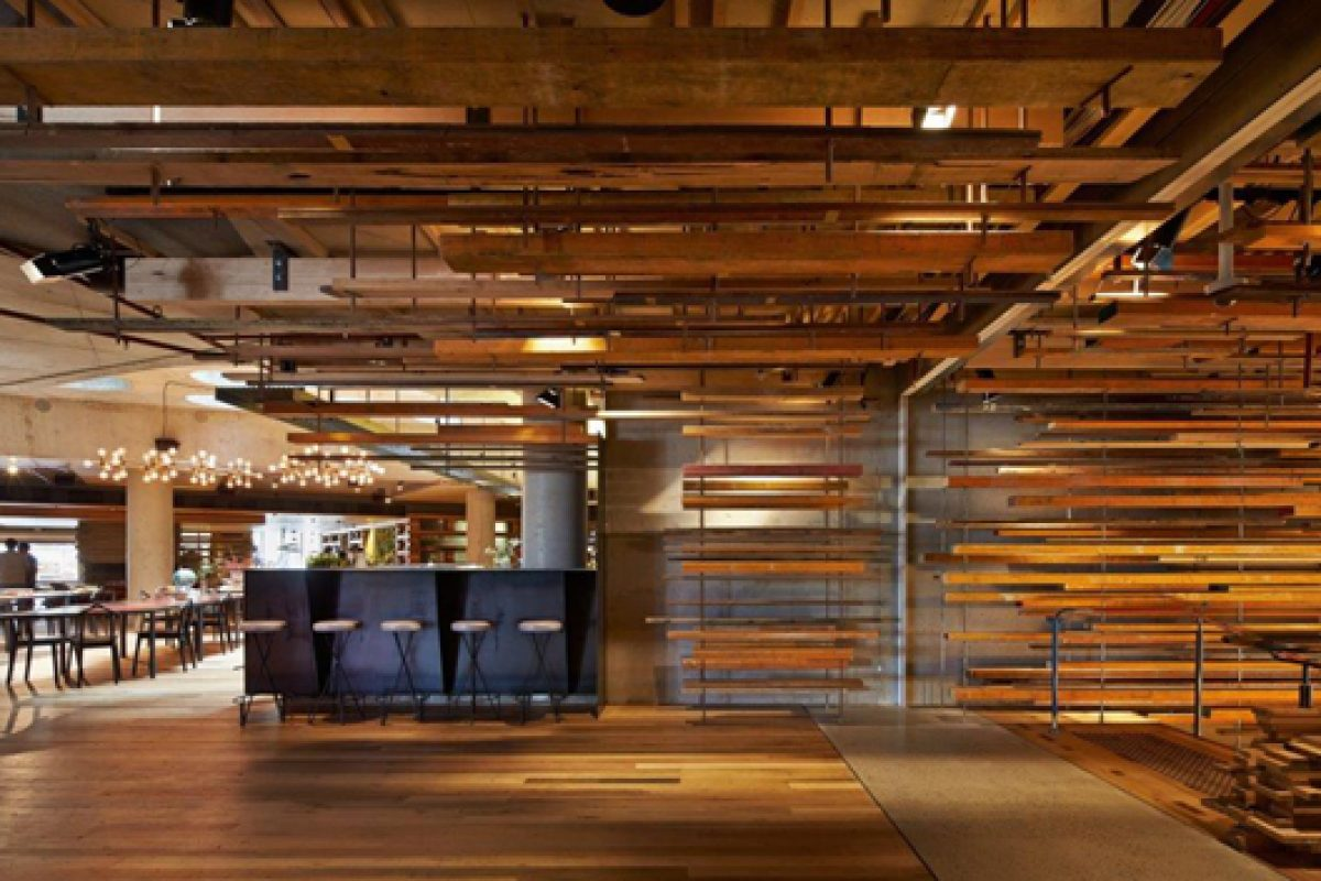 PointOfView carries out the interior lighting design project at new Hotel Hotel in Canberra