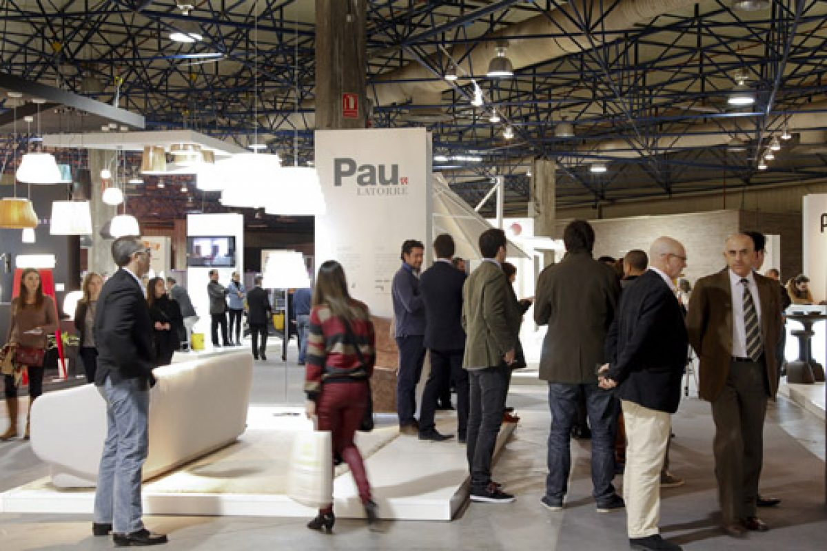 Feria Habitat Valencia already totals 40% of their exhibition space in the month of marketing