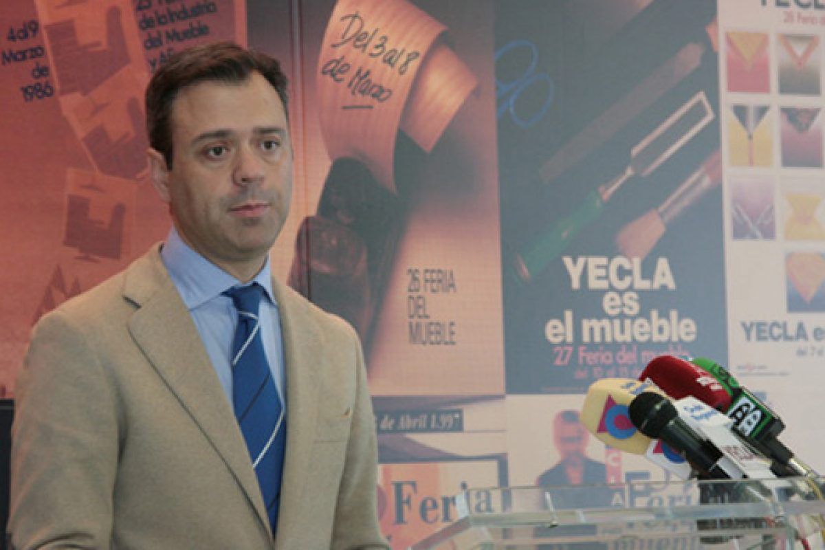 95% of the exhibition space is already booked for the 53rd Edition of Yecla Furniture Fair