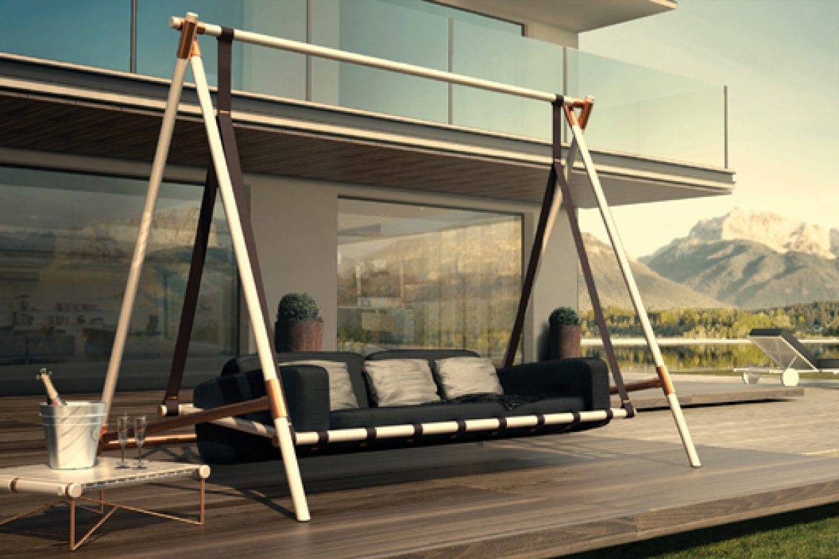 Fable by Myface, a contemporary interpretation of the traditional swing