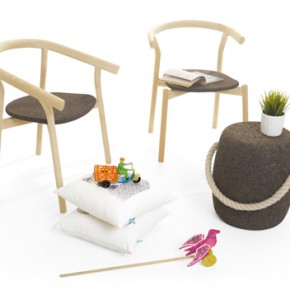 Designs by DAM brand inspired by Portuguese wine regions is introducing at 100% Design London