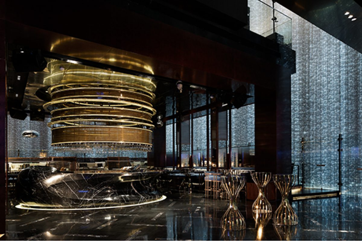 Announced the winners of the Restaurant & Bar Design Awards 2014 to best designed spaces in the world