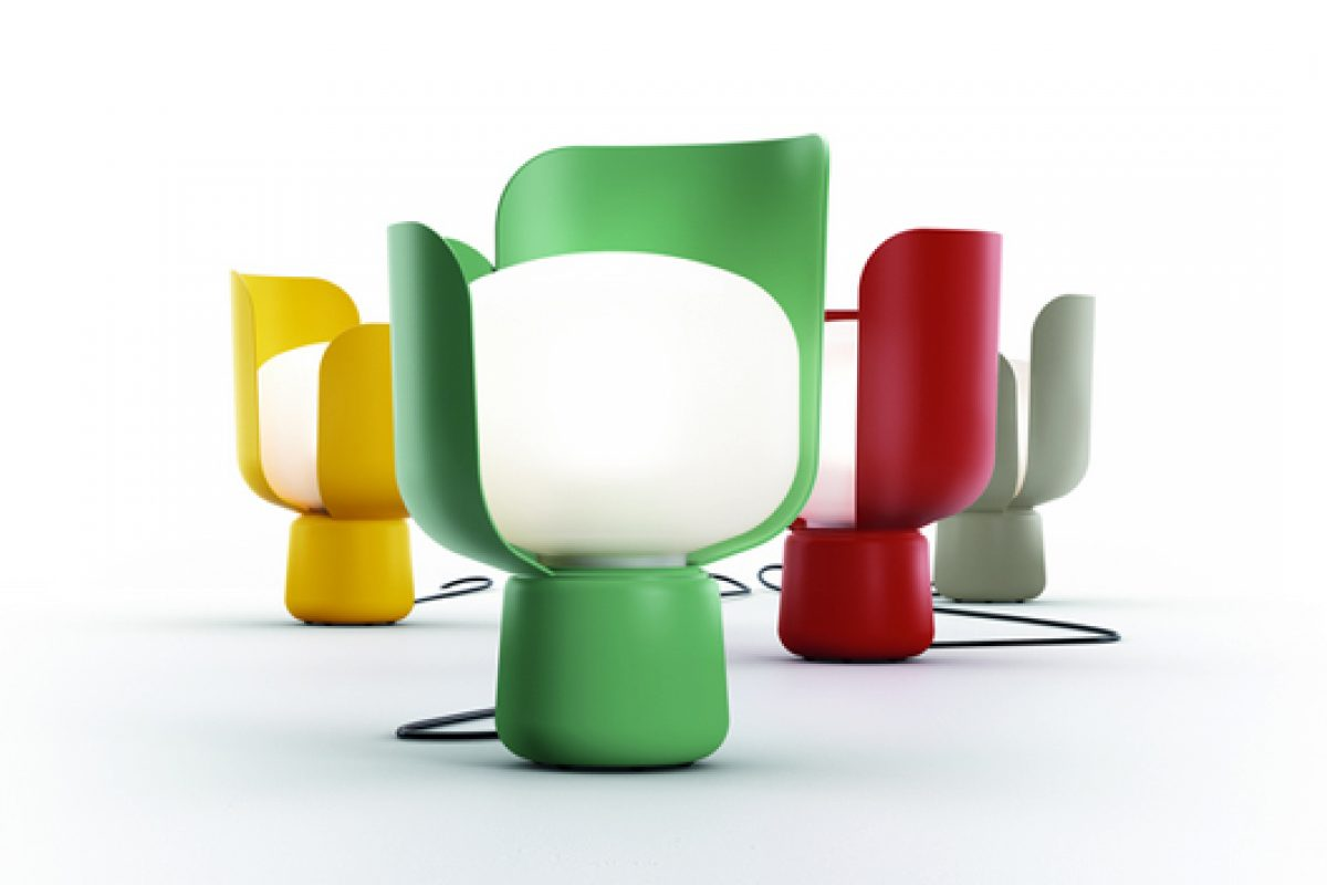 Blom, the lamp designed by Andreas Engesvik for FontanaArte, doubly rewarded