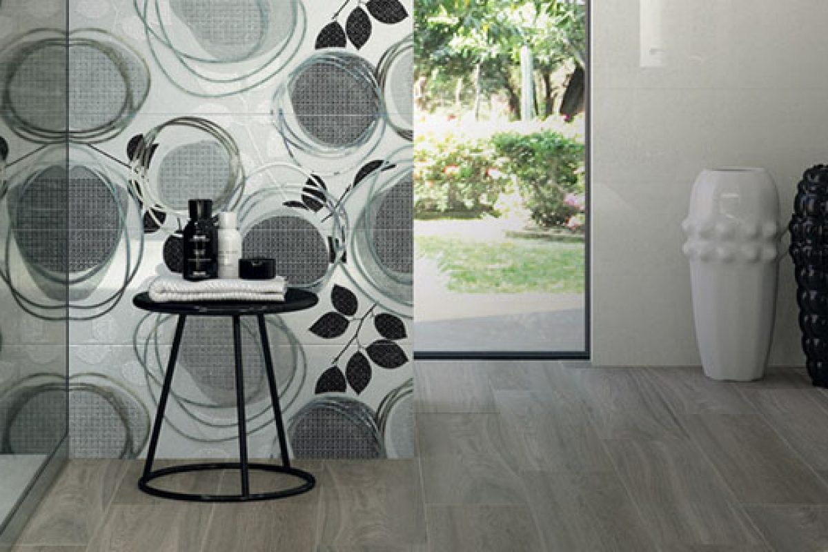 Porcelanite Dos exhibits its latest trends in ceramics at Cersaie trade fair