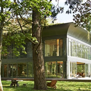 Philippe Starck and Riko launch P.A.T.H., a collection of prefabricated accessible ecological houses