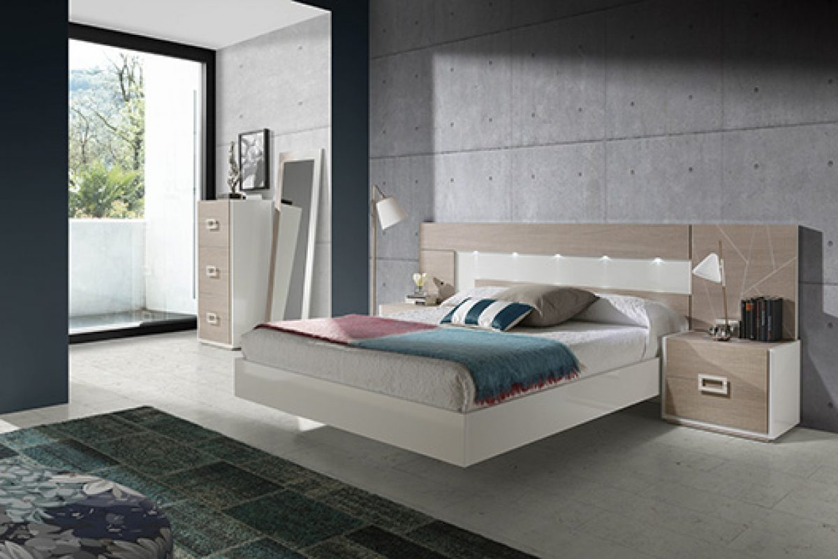 Vamasur presents the first preview of the new bedrooms collection Moon