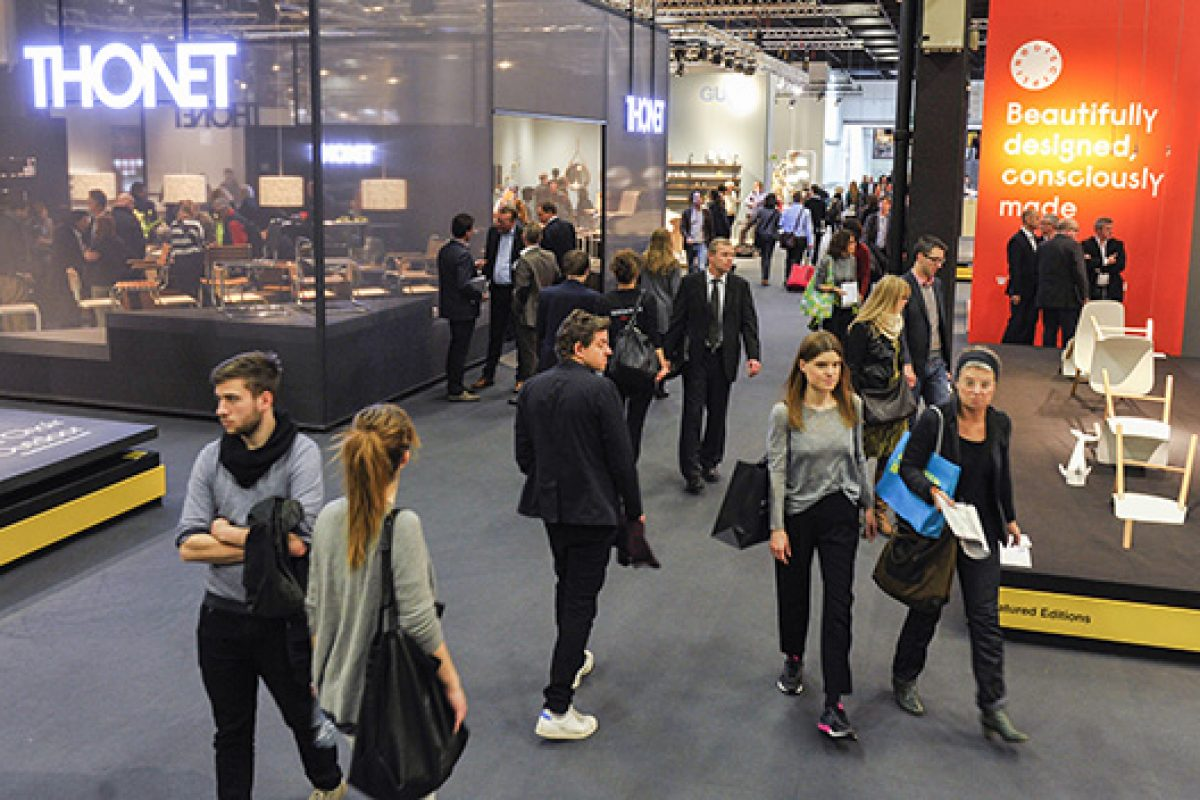 The interior design industry is looking forward to its leading international trade fair, imm cologne 2015